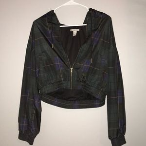 FOREVER 21 ~ CROPPED JACKET ~ SIZE: SMALL